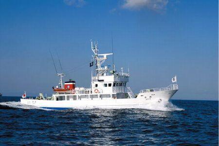 漁業調査指導船興洋 | 東京都島しょ農林水産総合センター